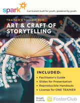 Art & Craft of Storytelling SPARK COVER