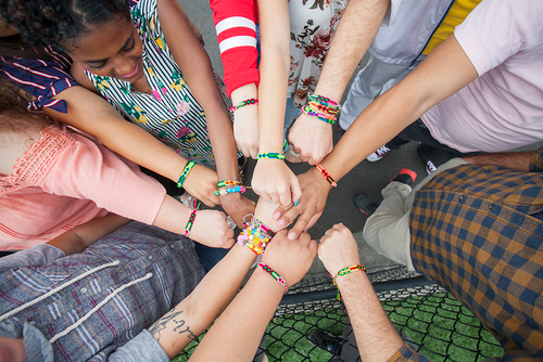 Friendship Bracelets: Buy One/Give One