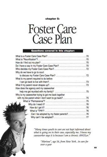 Foster Care 411 (BOGO Special - Buy 1 get Quick Start Guide FREE!)