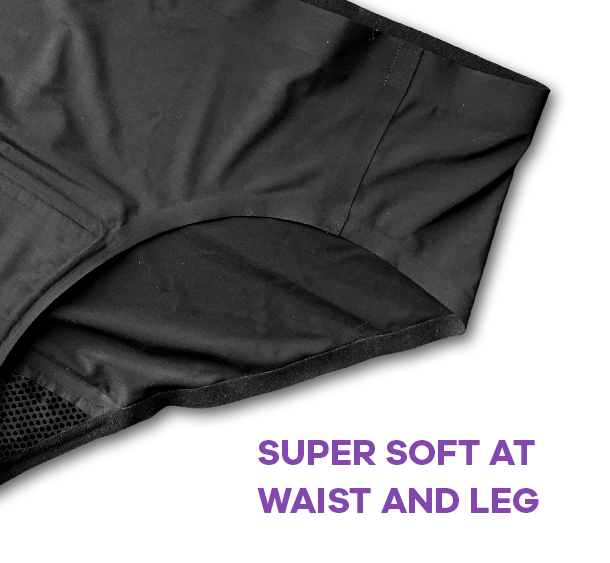 Leakproof  High Waist Brief