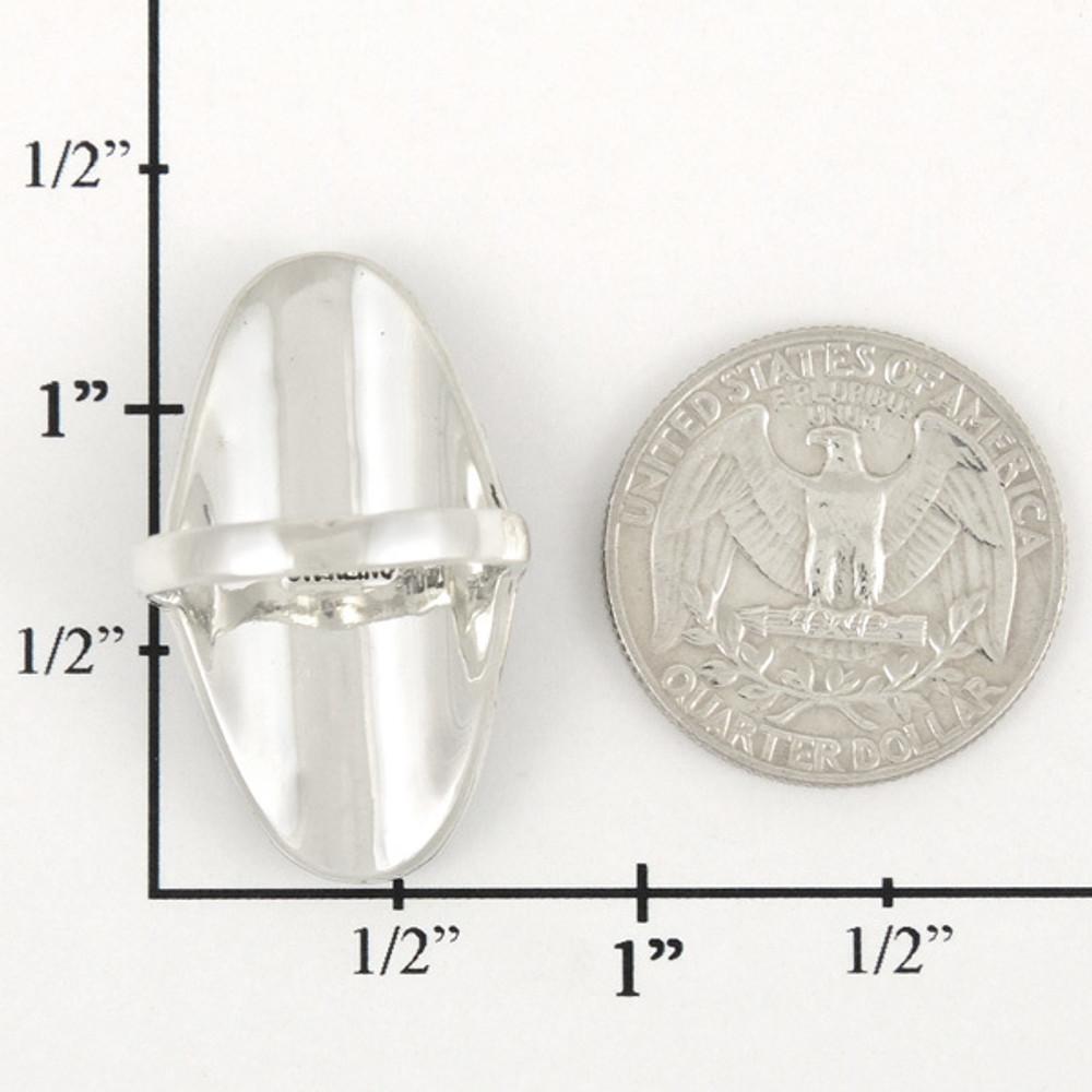 Multi Gemstone Ring Sterling Silver R2034-C71