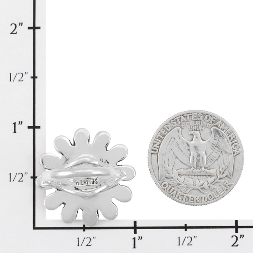 Multi Gemstone Ring Sterling Silver R2470-C71