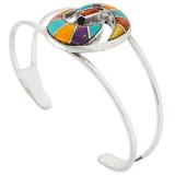Turquoise Bracelet Sterling Silver B5505-C01