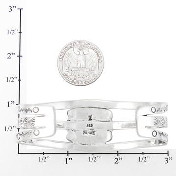 Multi Gemstone Bracelet Sterling Silver B5499-C71