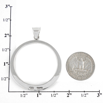 Sterling Silver Pendant Multi Gemstone P3124-C00