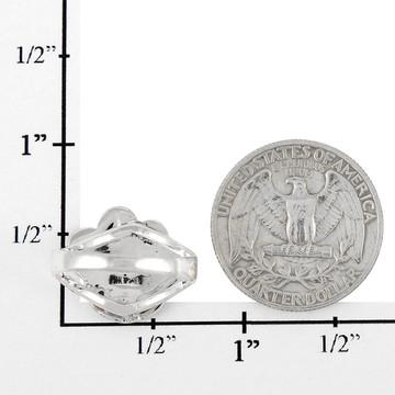 Paw Ring Sterling Silver Multi Gemstone R2405-C71