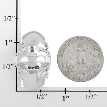 Multi-Gemstone Ring Sterling Silver R2429-C00