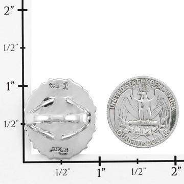 Multi Gemstone Ring Sterling Silver R2457-C71
