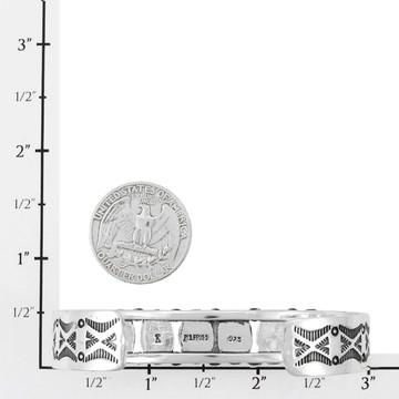 Multi Gemstone Bracelet Sterling Silver B5577-C71