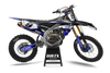 YAMAHA FACTORY GYTR BLACKOUT COMPLETE GRAPHIC KIT