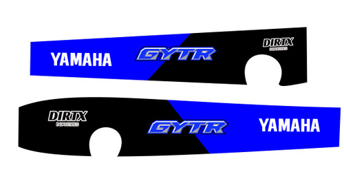 YAMAHA FACTORY GYTR SWINGARM GRAPHIC KIT