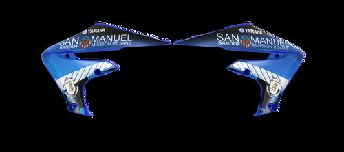 YAMAHA SAN MANUEL SHROUD GRAPHIC KIT