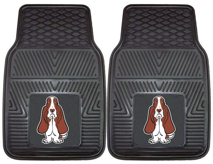 basset hound vinyl car floor mats