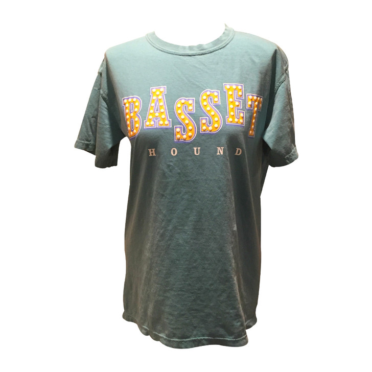 Basset Lights Long Sleeve T-Shirt