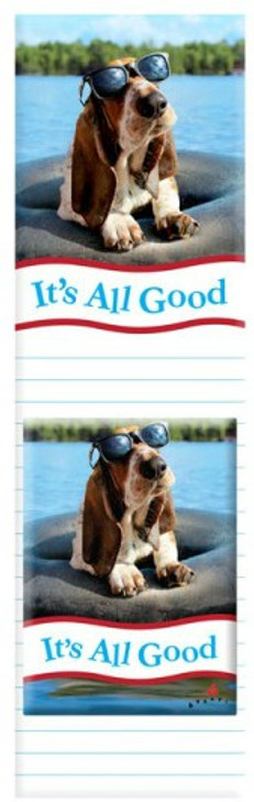 It's all good gift set, Dean the basset