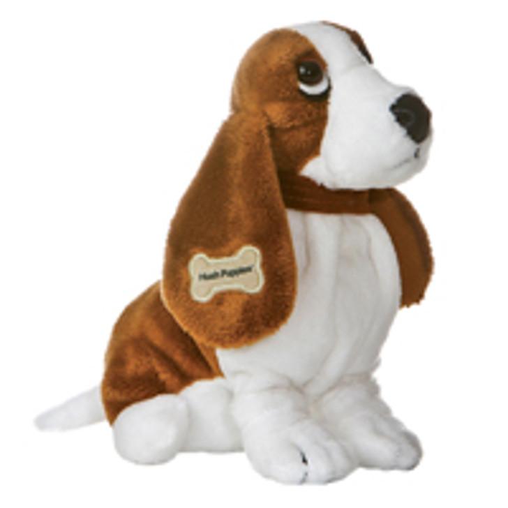 basset hound hush puppy plush