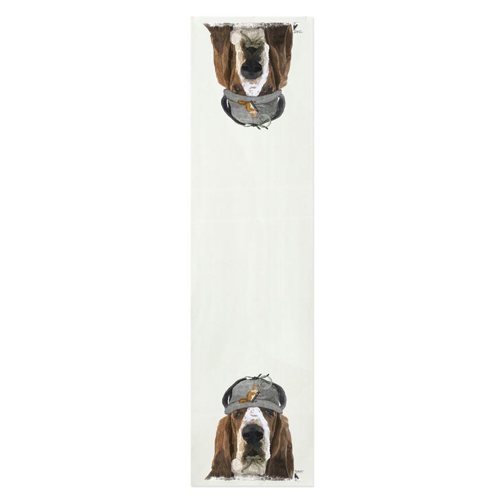 Dapper Dog Table Runner