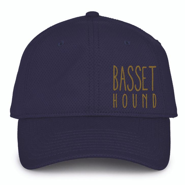 Brrr cooling basset hound cap