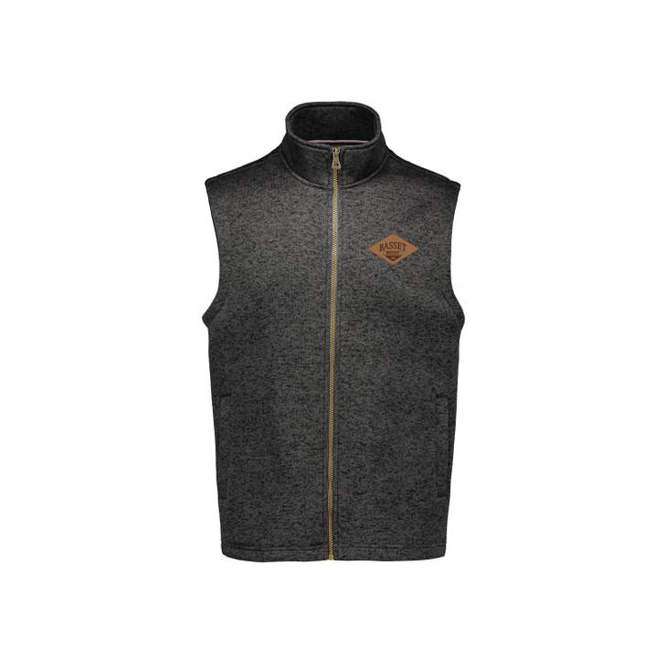 basset hound sweater vest