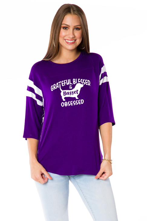 basset obsessed jersey