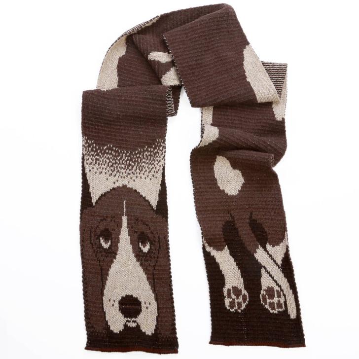 basset hound scarf