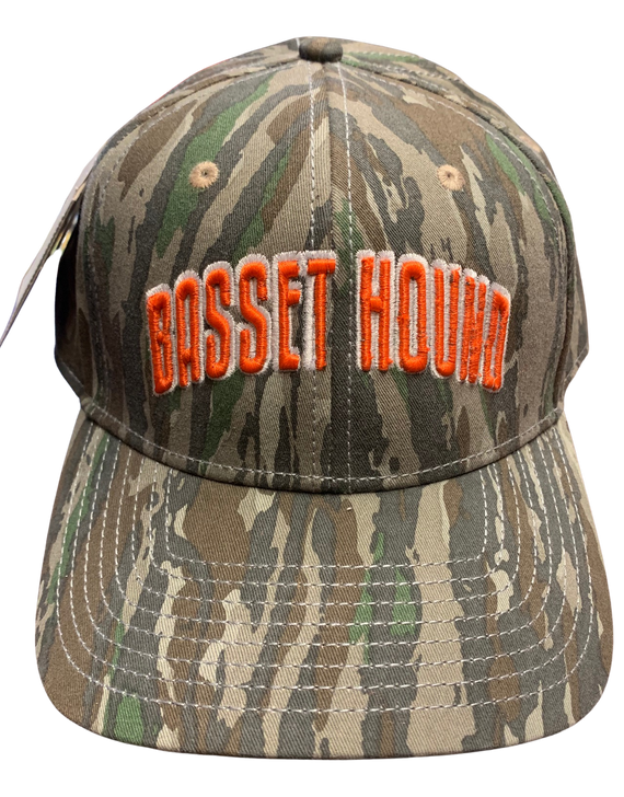 Real Tree Basset Hound Cap
