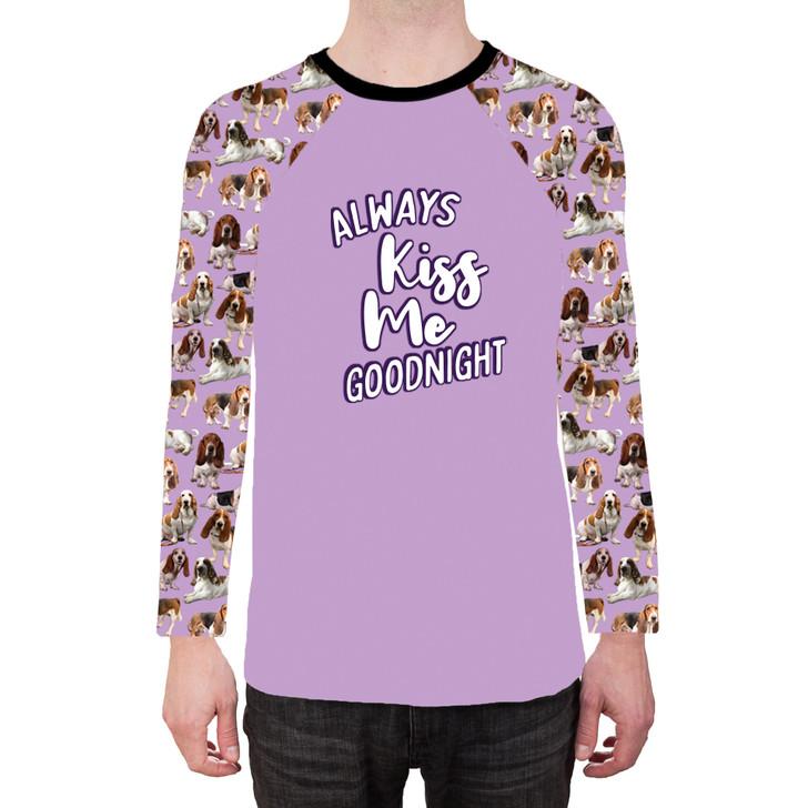 Always Kiss Me Goodnight Shirt