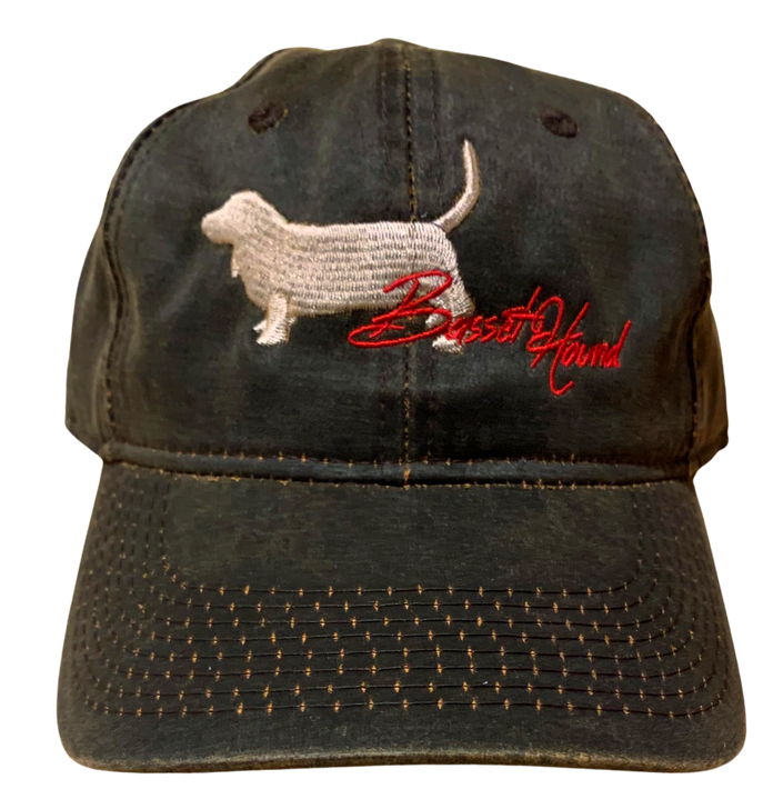 Basset baseball cap