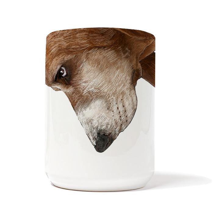 Basset Hound Snout mug