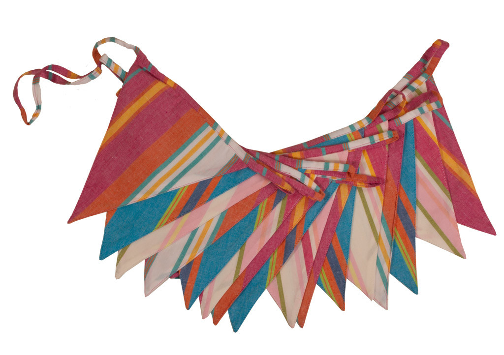 Indian Summer Bunting