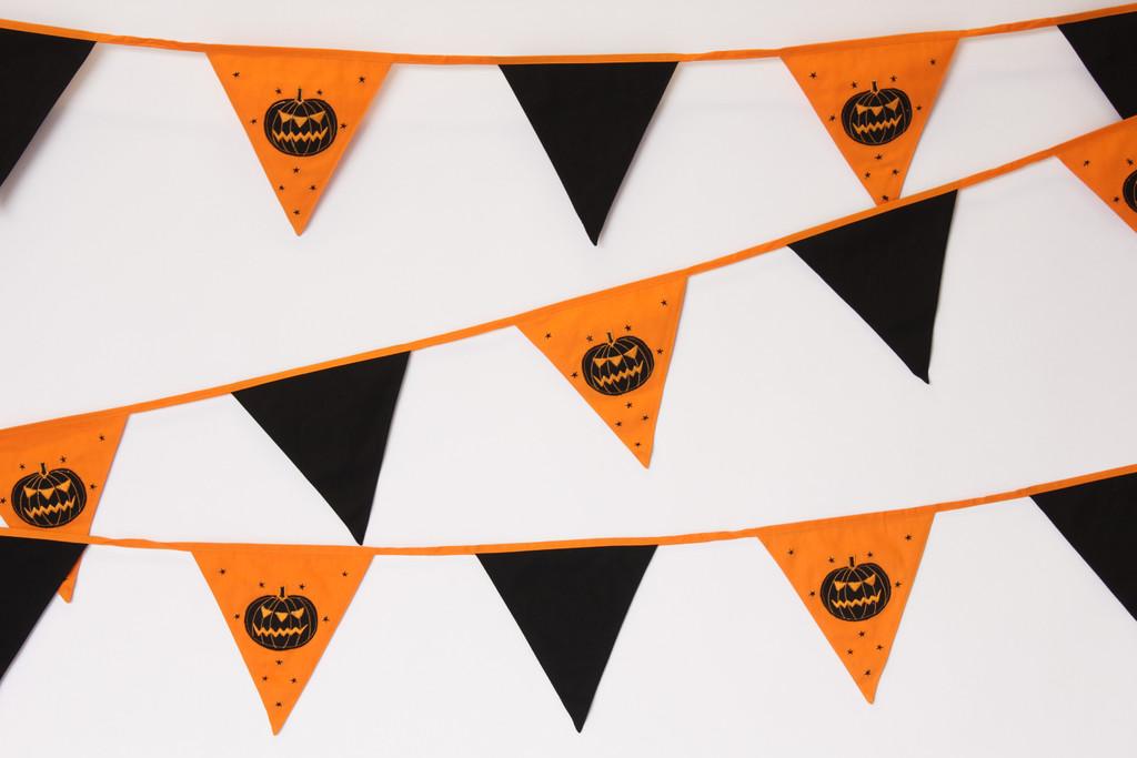 Halloween Bunting