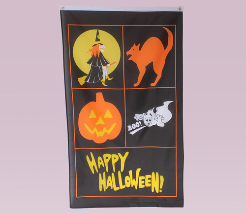 Large Halloween Banner