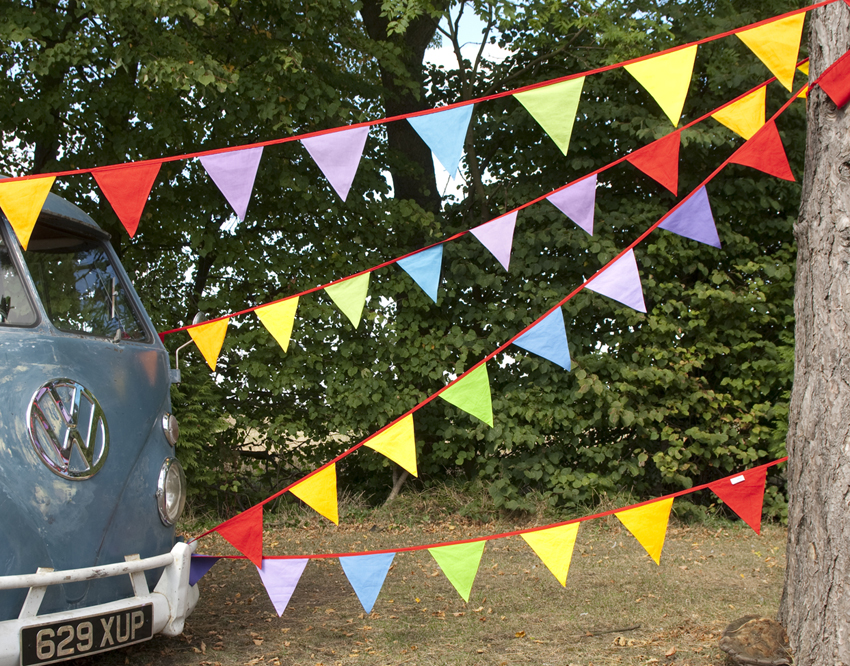 Bunting for sale by Cotton Bunting Company