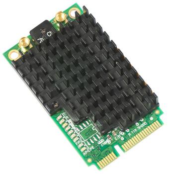 MikroTik R11e-5HacD 802.11ac 500mW 4.9-6.1GHz 866Mbit ac high power miniPCI-e card