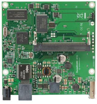 MikroTik RB411GL 680Mhz CPU 64MB Gigabit USB port for 3G OSL4
