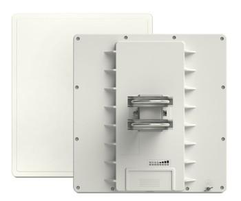MikroTik RB911G-5HPacD-QRT 24dBi 11 degree Dual chain 5Ghz