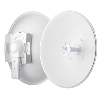 Ubiquiti RD-5G30-LW RocketDish AirMax 5.1 to 5.9 GHz Carrier Class 2x2 PtP Bridge Dish Antenna (RD-5G30-LW)