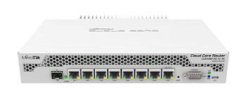 MikroTik CCR1009-7G-1C-PC Cloud Core Router w/ Passive Cooling