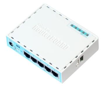 MikroTik RB750Gr3 5-port Ethernet Gigabit Router (RB750Gr3)