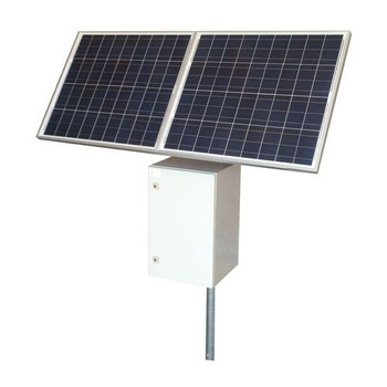 Tycon Power RPST2448-50-160 24V Battery, 48V PoE, RemotePro 25W Continuous Solar Power System