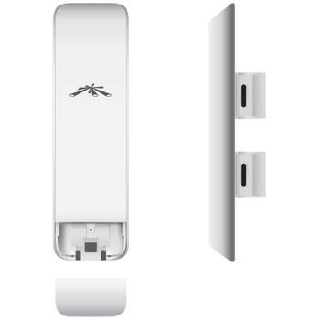 Ubiquiti NSM365 NanoStation Indoor/Outdoor 3.65GHz 2x2 AirMax CPE Router (NSM365)