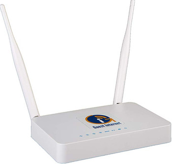 Guest Internet Hotspot gateway for up to 60 Mb/s throughput (GIS-K1)