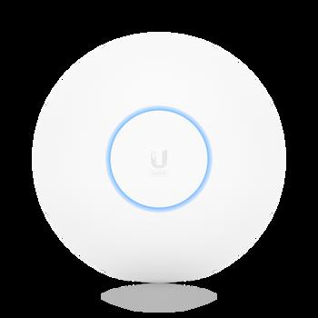 Ubiquiti U6-LR-US UniFi 6 AX3000 Long-Range Access Point Font