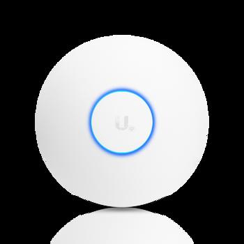 Ubiquiti UAP-AC-SHD 802.11AC Wave 2 Access Point with Dedicated Security Radio International Version (UAP-AC-SHD)