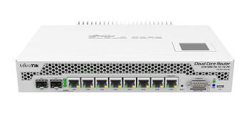MikroTik CCR1009-7G-1C-1S+PC Cloud Core Router w/ Passive Cooling