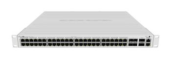 MikroTik CRS354-48P-4S+2Q+RM 48-Port Cloud Router Switch 4x SFP+ 2x QSFP Front