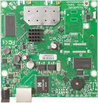 Mikrotik RouterBOARD 911G, RB911G-2HPnD 600Mhz built-in 2.4Ghz 11b/g/n 32MB 1xGigabit OSL3