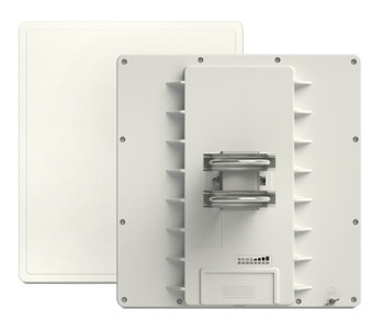 MikroTik RB911G-5HPacD-QRT-US QRT 5 ac 5GHz 802.11ac (11.5W, Gigabit) 24dBi Dual-Pol Integrated Antenna MMCX US Version