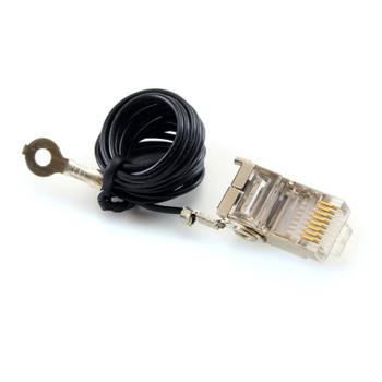 Ubiquiti TC-GND Box Of 20, Tough Cable Connectors CAT5 RJ45 plug.