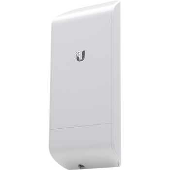 Ubiquiti LocoM2-US NanoStation AirMax Access Point Outdoor 2.4GHz CPE US Version Front